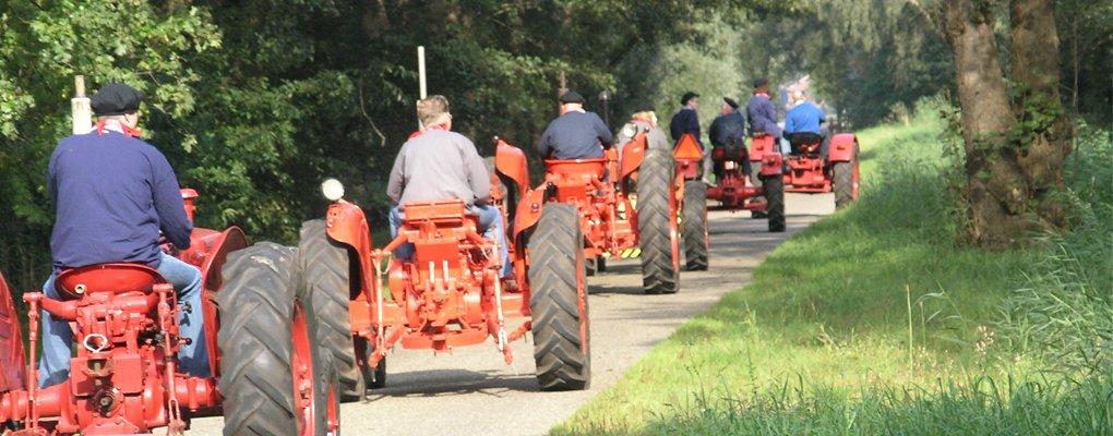Tractor Rijden