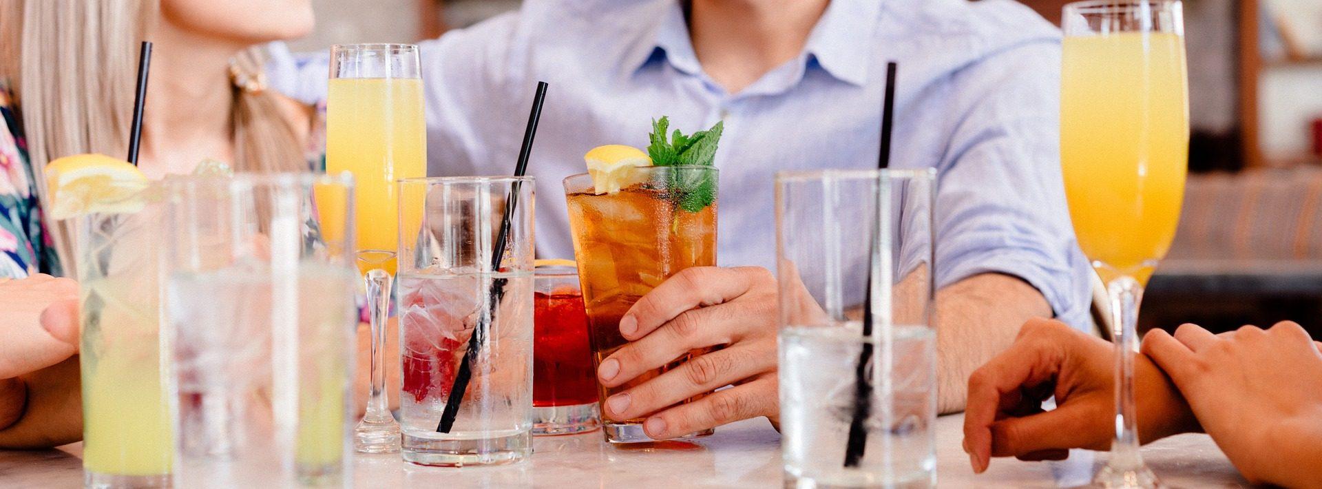 Tijd voor een drankje
