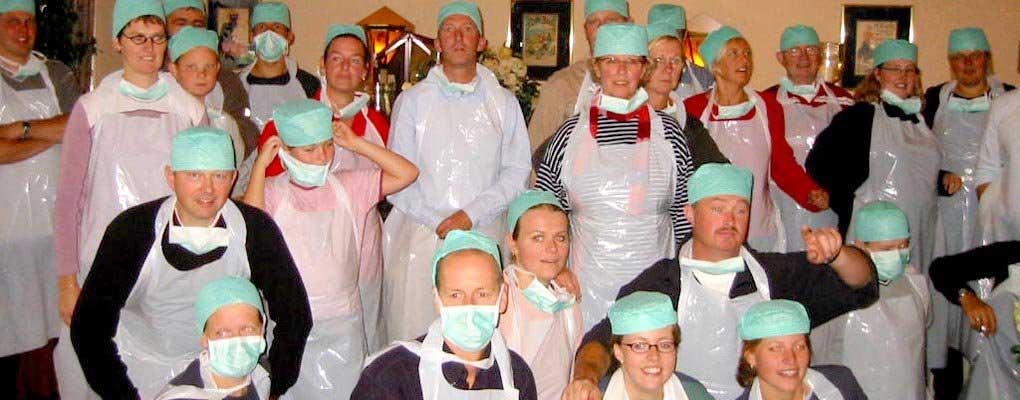 Ziekenhuis op Stelten